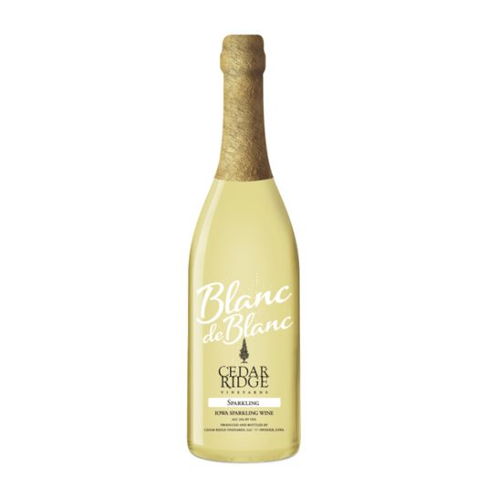 Cedar Ridge Winery Blanc de Blanc
