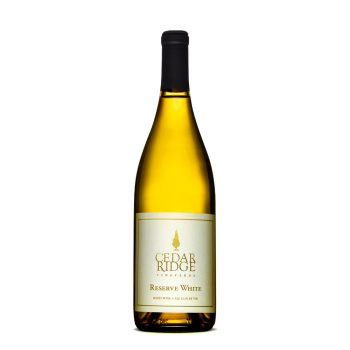 Cedar Ridge Reserve White wine