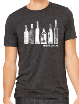 Drink local t-shirt