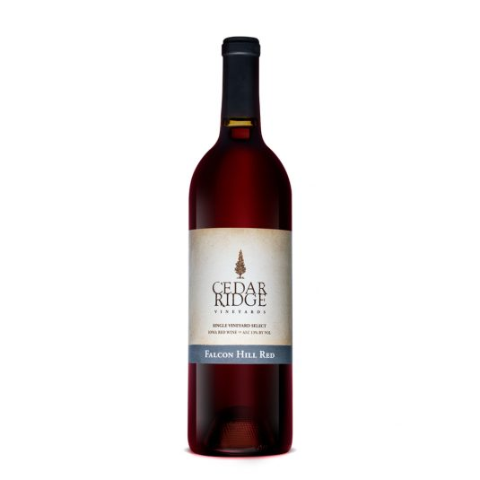 Cedar Ridge Falcon Hill Red