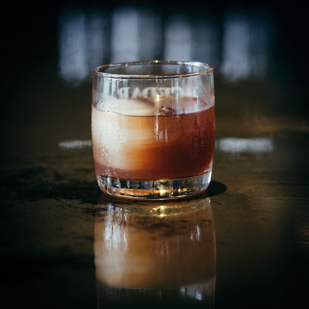 G.W. Carver cocktail