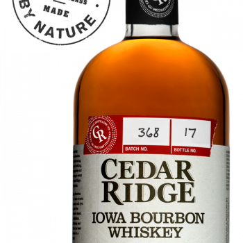 Iowa Bourbon Whiskey
