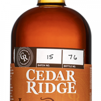 Cedar Ridge Lost Pirate Rum