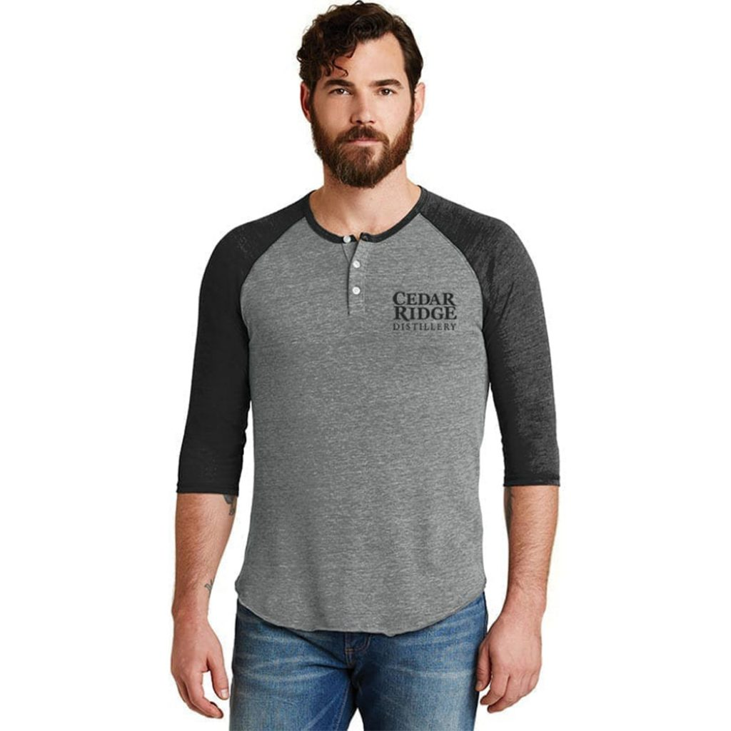 From the First Seed to the First Sip T-Shirt | Cedar Ridge Winery