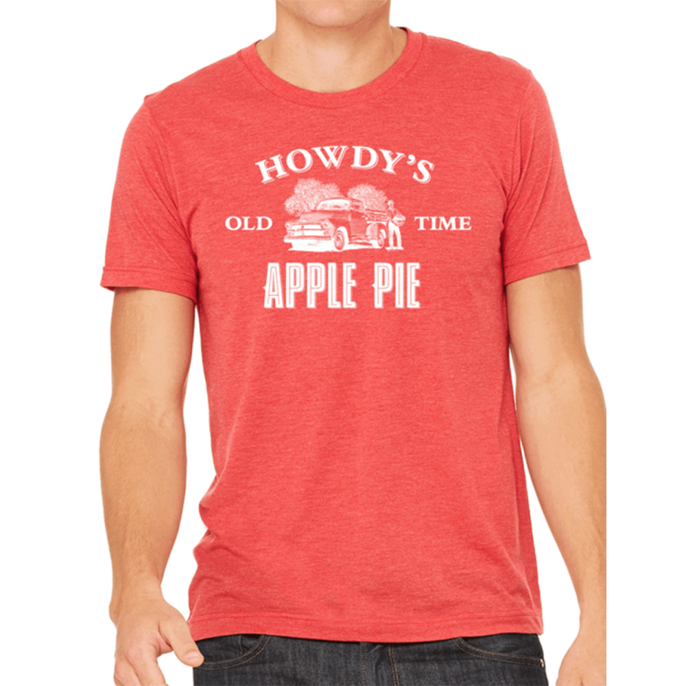Howdy's Apple Pie T-Shirt