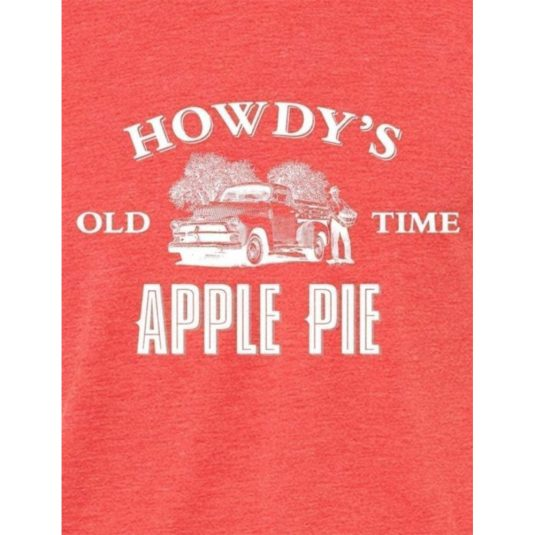 Howdy's Apple Pie graphic