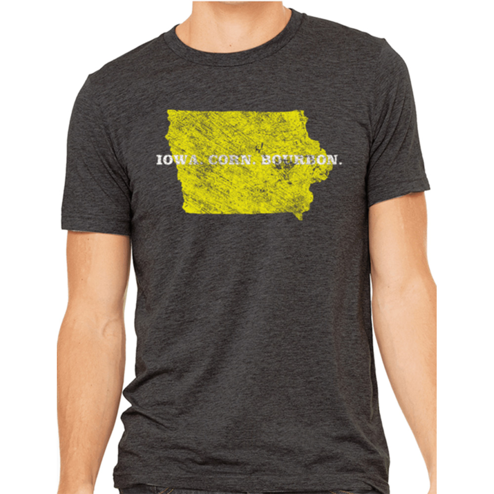 Iowa Corn Bourbon T-Shirt